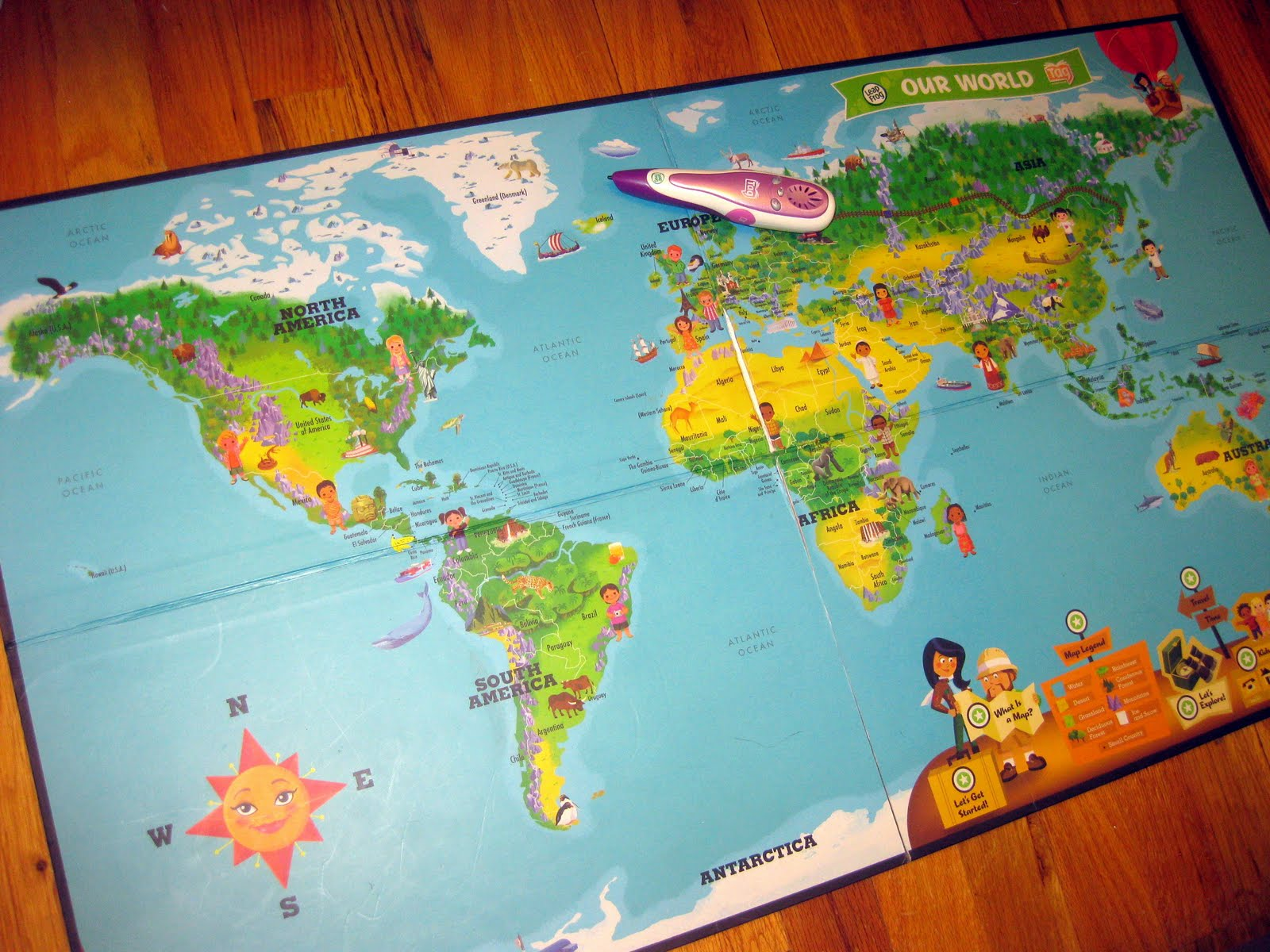 Riding camels in mauritania sheaskedhishelp while i dont endorse all of the leapfrog books most i dont consider literature we love the tag maps both us and world and both girls spend part of gumiabroncs Gallery